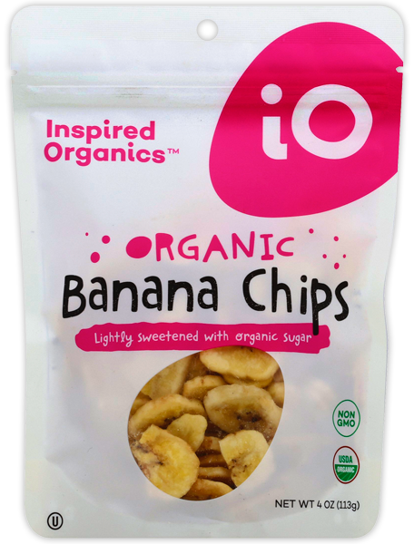 Banana Chip Pouch