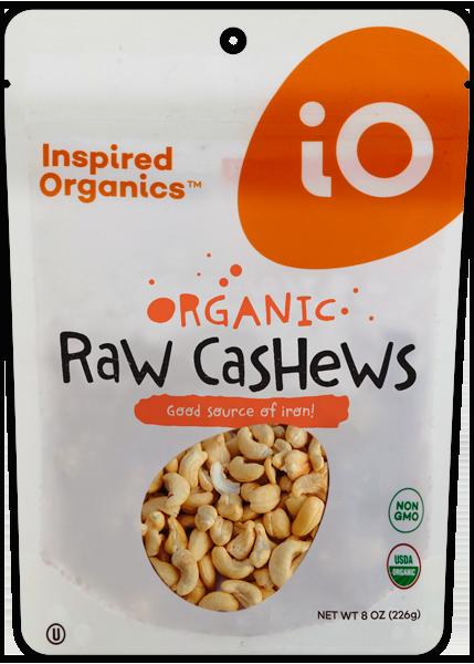 Raw Cashews Pouch