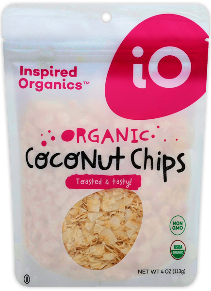 Coconut Chips Pouch