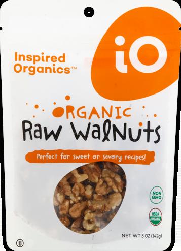 Raw Walnuts Pouch