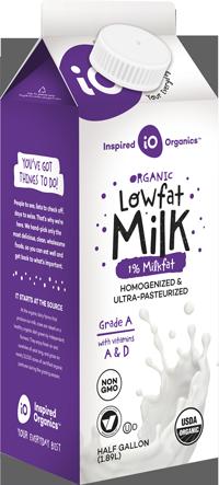 Lowfat Milk