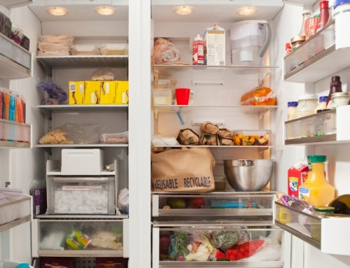 Spring Cleaning Your Refrigerator and Pantry