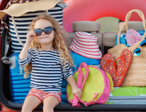 Healthy Snack Tips to Make Your Family Road Trip Awesome