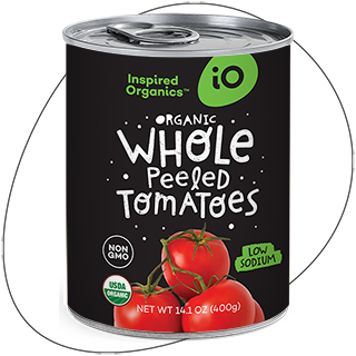 Organic Whole Tomatoes Preview
