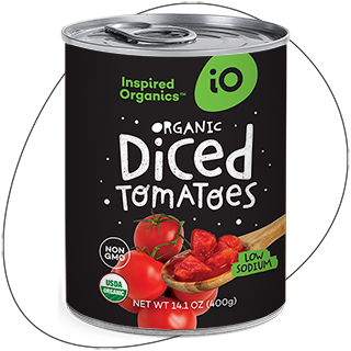 Organic Diced Tomatoes Preview