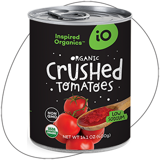Organic Crushed Tomatoes Preview