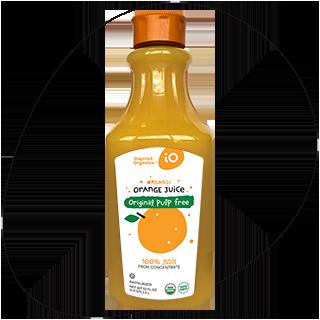 Organic Orange Juice Preview