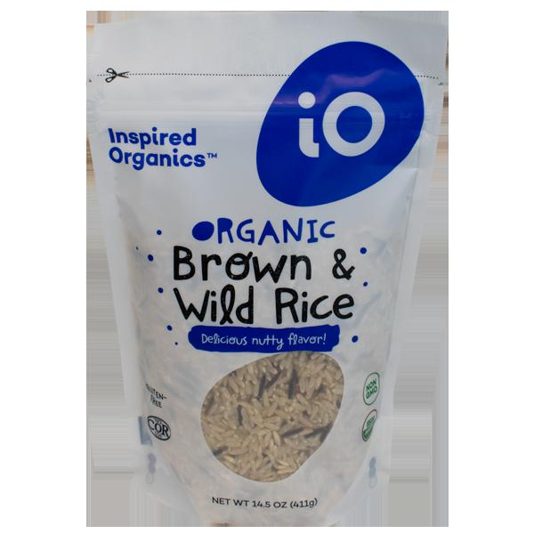 Brown & Wild Rice